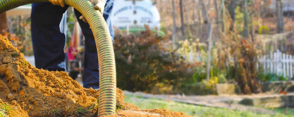 septic tank cleaning in Mountain View CA